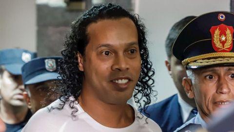 Ronaldinho, cerca de quedar en libertad