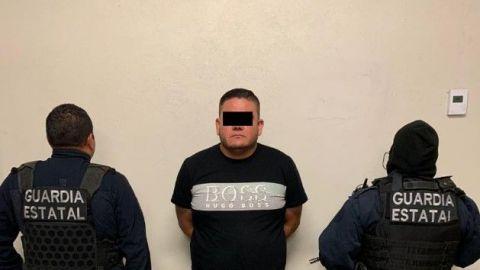 Lo detuvieron en el Mariano Matamoros con metanfetamina