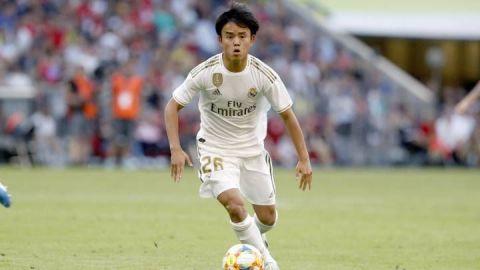 Real Madrid cede al japonés Takefusa Kubo al Villarreal