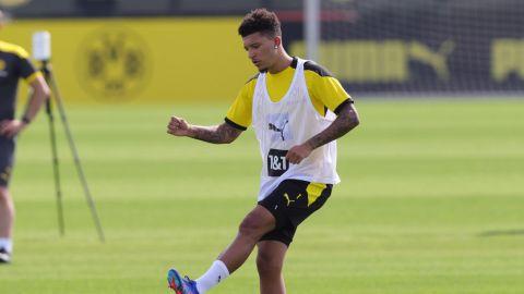 Jadon Sancho viaja a la pretemporada del Dortmund y se quedará hasta 2023