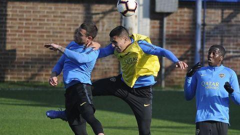 Clubes argentinos vuelven a entrenar tras 5 meses