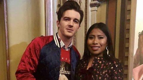Drake Bell filmará película en Iztapalapa; busca a Yalitza Aparicio