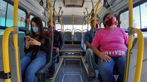Reiteran uso obligatorio de cubre-bocas en el SITT