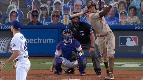 Machado castigó a Dodgers con grand slam