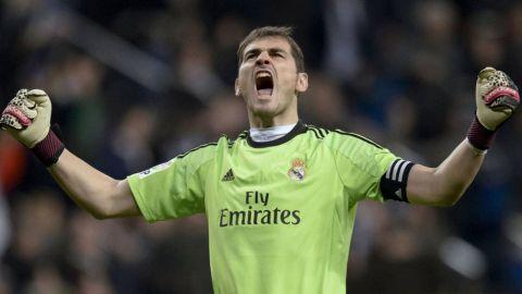 """""""Fue traumático irme del Real Madrid"""", señala Iker Casillas"""