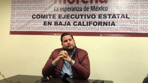 La agenda de Morena no será paralela a la del gobernador: Ismael Burgueño