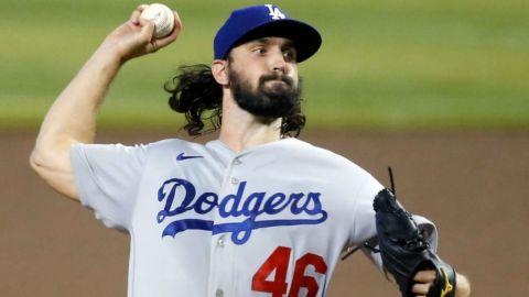 Los Dodgers suben a Gonsolin; baja Kolarek
