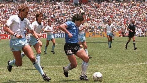 Argentina cambia fecha día del futbolista por gol Maradona