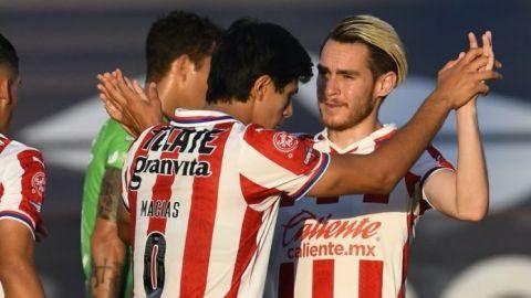 VIDEO: Chivas consigue su primer triunfo ante Bravos