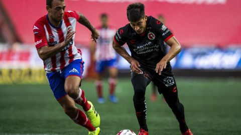 VIDEO: Xolos cae en casa ante un San Luis que convirtió errores caninos en goles
