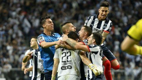 Rayados anuncia un caso positivo de Covid-19 en el club