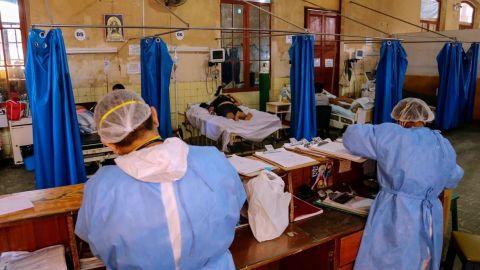 Atención al Covid-19 descuida al sida, malaria y tuberculosis