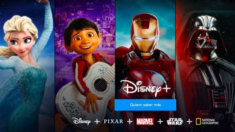 ¡CONFIRMADO! Disney+ llegará a México en noviembre