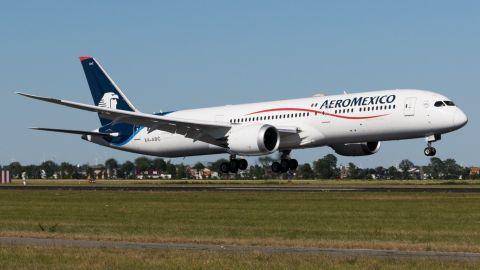 Aeroméxico pide a EEUU aprobación de solicitud financiamiento 1,000 MDD
