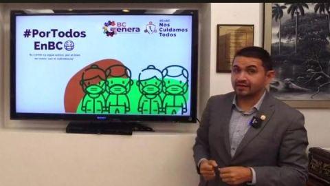 Alerta Pérez Rico por segunda ''ola'' de COVID-19 en Tijuana