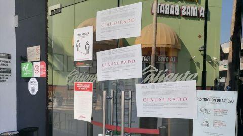 Continúa clausurado Caliente Casino de Jorge Hank en Macroplaza