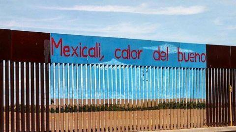 Altas temperaturas este fin de semana en Mexicali