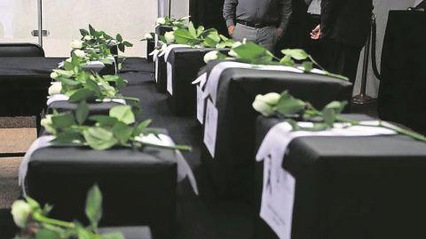 Repatrian restos de mexicanos muertos por Covid desde Los Ángeles
