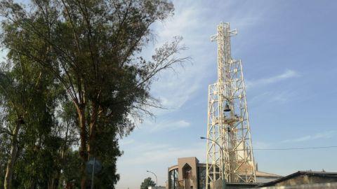 Poca afluencia en iglesias de Mexicali
