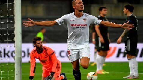 El Sevilla, a la final de la Liga Europa tras eliminar al United