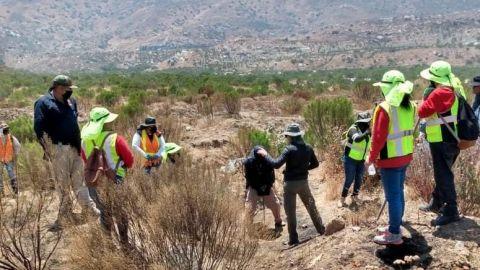 Identifican a 16 de los restos hallados en zona este de Tijuana