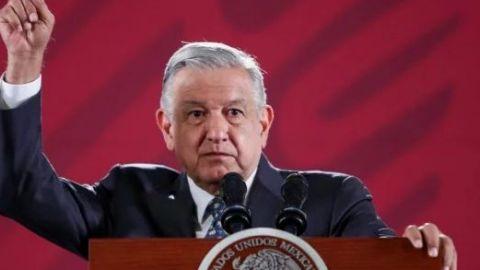 AMLO denunciará a políticos que intervengan en elecciones