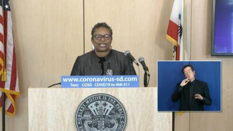 Reportan 5 muertes por COVID-19 en San Diego, suman 638