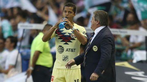 Jona dos Santos confiesa que Gio ha estado triste por las lesiones