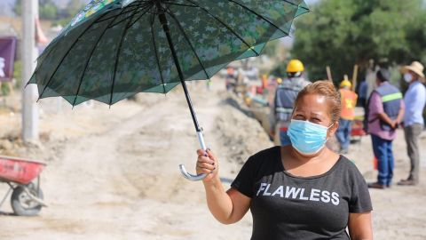 Piden protegerse ante ola de calor en Tijuana