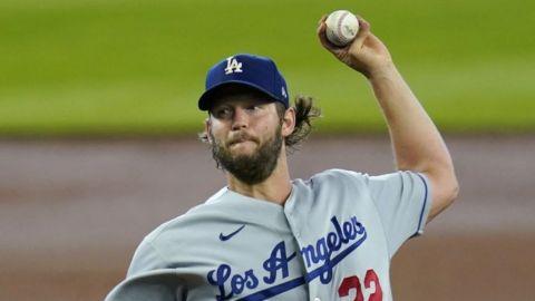 Kershaw poncha a 11; Dodgers derrotan a Marineros