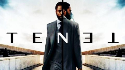 Esperada película ''Tenet'' recibe elogios en reapertura de cines en EEUU