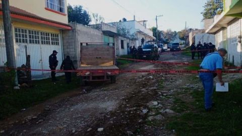 Asesinan a niña de 8 años y a su familia en Veracruz
