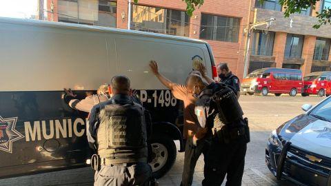 93 detenidos en operativo de prevención en Tijuana