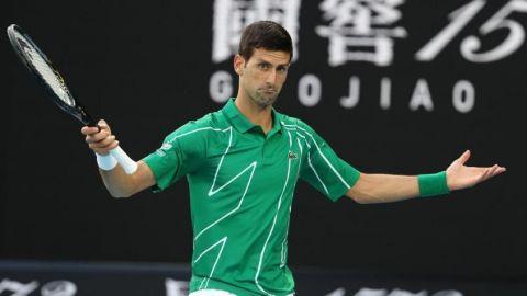 Djokovic se retira de dobles en el Western & Southern Open