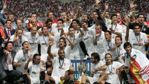 El Sevilla fue eliminado en su único precedente oficial contra el Bayern