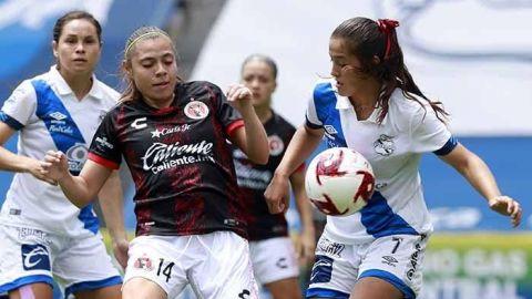 Xolos Femenil cae en Puebla para segunda derrota del torneo