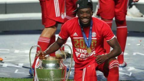 Alphonso Davies, sexto futbolista de Concacaf en ganar la Champions League
