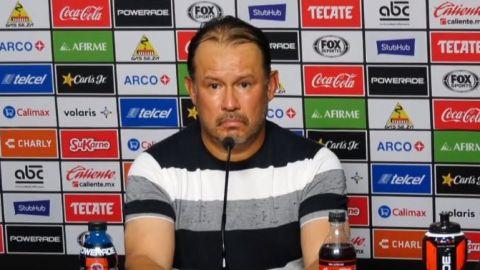 VIDEO Juan Reynoso: Estamos insatisfechos totalmente
