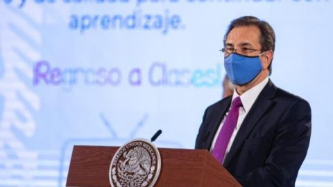 México no se rindió y reiniciamos clases hoy: SEP