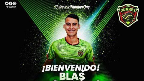 El paraguayo Blas Armoa firma con Bravos de Juárez