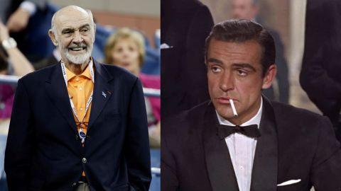 Sean Connery, el carismático James Bond, cumple 90 años