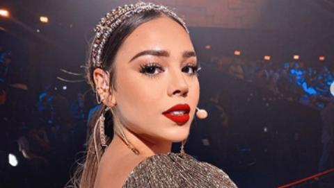 Danna Paola anuncia su segundo disco de 2020
