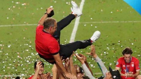 Desean que Flick sea eterno en el Bayern Múnich