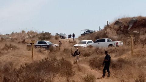 FGE asegura toma clandestina en Tecate
