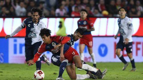 Chivas a reconciliarse con la victoria ante Tuzos
