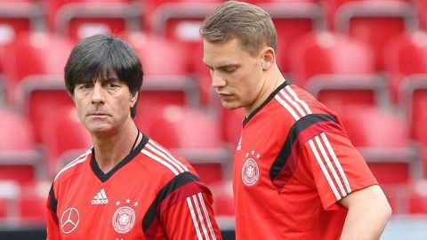 El Balón de Oro debería ser para Neuer: Joachim Löw