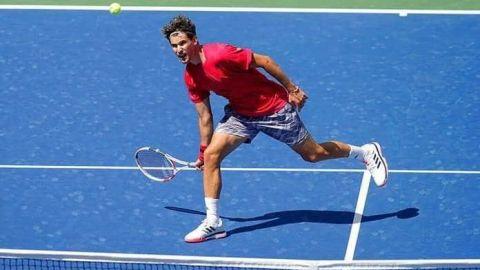 Thiem pasa a la segunda ronda del US Open