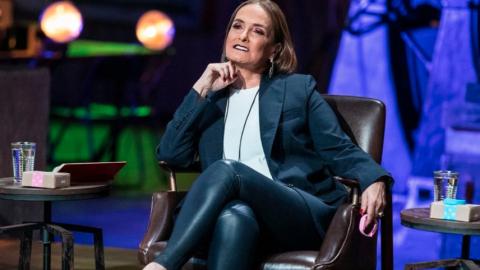 Patricia Armendáriz destaca avances de la 4T contra la corrupción