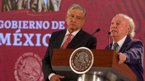 Renuncia de Toledo por estrés: AMLO; Javier May llega a Bienestar
