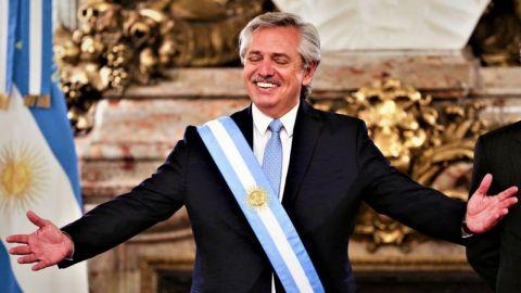 AMLO se congratula porque Argentina reestructuró su deuda con FMI
